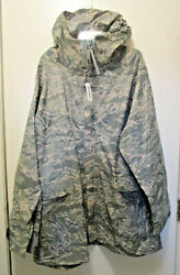 Parka Us Military Wet Weather Digital Camo Orc Industries X-large Nwt