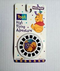 View Master Winnie The Pooh High Flying Adventure 3-d Reels 2000