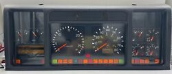 1998-2002 Volvo Vnl Used Dashboard Instrument Cluster For Sale Mph