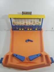 1975 The Junk Yard Junkyard Pinball Game Ideal Tabletop Not Complete Please Read