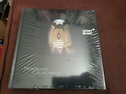 Collectables Creations Of Passion Limited Edition Book Mont Blanc Pens