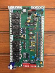 Trinity Electronics Ciscan Oven Control Card Cpu