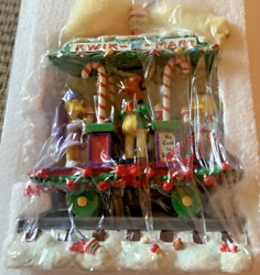 Simpsons Christmas Express Train - Have A Squishee Christmas -2003 Hamilton