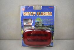 Roadside Safety Flasher Fl318 Great For Trucks Cars Motorcycle Or Rv.