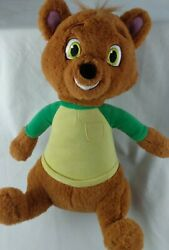 Goldie And Bear Disney Junior Talking Bearand039s Fairy Tale Plush Toy F6