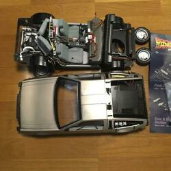 Deagostini Weekly Back To The Future Delorian 1 107 From Japan