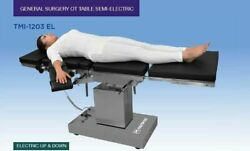 New Operation Theater Surgical Table Tmi-1203 El General Surgery Ot Table