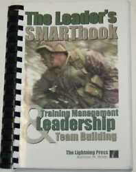 The Leaderand039s Smartbook Training Management And Leadership Team Building