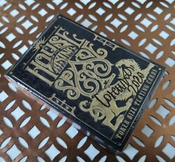 House Of The Rising Spade Cartomancer V2 Signed Playing Cards Stockholm17 Deck