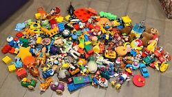 Vintage Happy Meal Toys Lot Of 150 Fast Food Premiums, Mcdonald's, Burger King