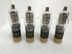 Nos Western Electric 310a Vacuum Tube - 2 Pair