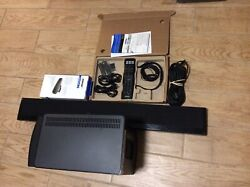 Bose Cinemate 130 Home Theater System W Soundtouch /bluetooth Wireless Subwoofer