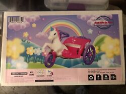 Best Ride On Cars 6 Volt Unicorn Rechargeable Battery Powered Kids Toys Soldout