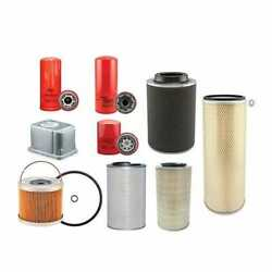 Filter Kit Compatible With John Deere 8760 Ar86745