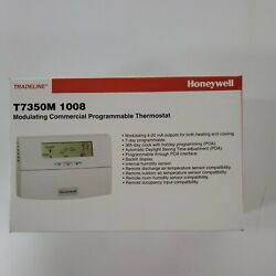 Thermostat Commercial Programmable 1 Heat/1 Cool 365 Day 40-99 Degrees Fahrenhei