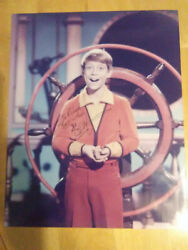 Billy Mumy Signed In Person Photo 8x10