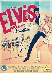 The Elvis Presley 14 Film Collection Dvd Boxset 14 Discs Region 4 New And Sealed