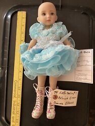 Dianna Effner 13 Little Darling Doll 1 By Patricia Green +outfit