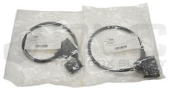 Lot Of 2 New Automation Direct Zl-cbl056 Ziplink Cable For 05and06 Plc Module 0.5m