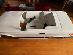Mini 500sl Go Kart By Lorinser1202 Fiberglass Body Only Rare Only 100 Made ..