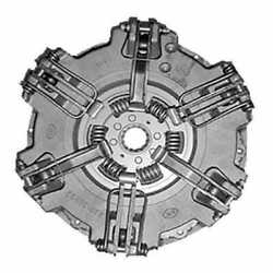 Remanufactured Pressure Plate Compatible With New Holland Td95d Case Ih Jx95