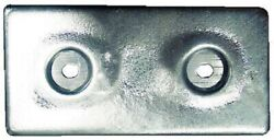 Camp Zhc-17 Zinc Plate For Boat Hull Bolt On New
