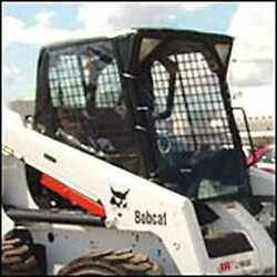 All Weather Enclosure Skid Steer Loaders 440 450 453 463 Compatible With Bobcat