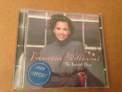Vanessa Williams The Sweetest Days Cd Us Import 1992 Wing Records 314 526 172-2