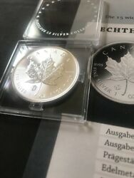 New Canada 2020 Maple Leaf Fabulous Collection F15 Privy 1 Oz 999.9 Silver Coin