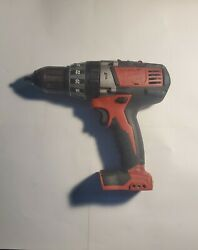 Milwaukee Tool 2602-20 1/2 Hammer Dill And Battery