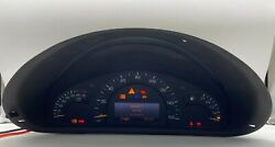 2003 Mercedes Benz C230 Used Dashboard Instrument Cluster For Sale Mph