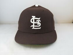 St Louis Browns Hat - New Pro Model 1952 Team Hat - Fitted Size 7