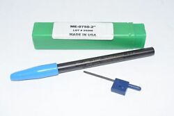 New Millstar Ta-0250-6.0-0375 Indexable Profile Milling Holder Cutter