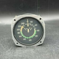 Cessna Airspeed Indicator P/n Ea-5175-0205-ces