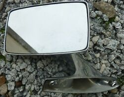 1972 72 73 74 75 76 77 Ford Pinto Exterior Chrome Side Mirror D22b-17743-aa Oem
