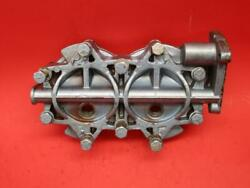 Evinrude Fastwin 18 Cylinder Head 18702r From A Running Engine