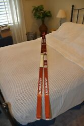 Javinen Rs S Skating Plus Cross Country Skis 205 Cm W/ Mismatched Bindings