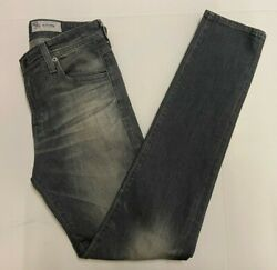 Ag Jeans The Stockton Skinny Jeans Mens Size W32 Ref Cn1283=
