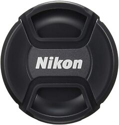 New Nikon Lc-67 Snap-on Front Lens Cap 67mm From Japan