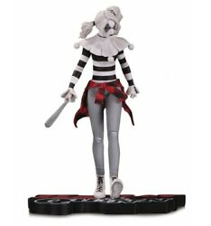 Dc Direct Harley Quinn Red Black And White By Steve Pugh