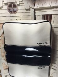 Chanel Vintage Toiletries Cosmetic Travel Bag Lovely Condition. $89.00