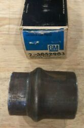 Nos Gm 3852983 Pinion Gear Crush Spacer And03965-71 Nova And03965-72 Chevelle W/12 Bolt