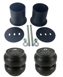 Rear Brackets And Ss7 Slam Bags Air Ride Suspension For 1965-1970 Chevy Impala