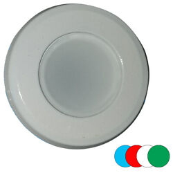 Shadow-caster Full Color Dimmable Shadow Net Enabled White Powder Coat Finish