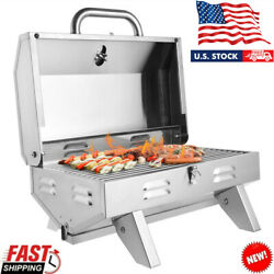 Stainless Steel Bbq Oven Gas Grill Oven Single Row Square Small Oven Us Ship