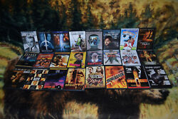Dvd Movies Variousb2 Titlescombined Shipping At A Reduced Rate