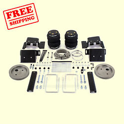Spring Kit 5000ultimate Plus Rear For Che Silverado 3500 Hd 2011-2019 Airlift