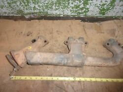1970 Chevy 350 Engine Exhaust Manifold Right 346222 Camaro Chevelle 1972 Oem