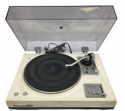 Kenwood | Kd-3055 | Fully Auto Belt Drive Turntable Parts Or Repair 10299