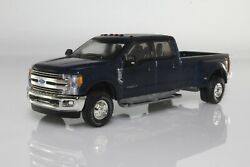 2019 Ford F-350 Dually Lariat Pickup Truck 164 Scale Diecast Model F350 Blue